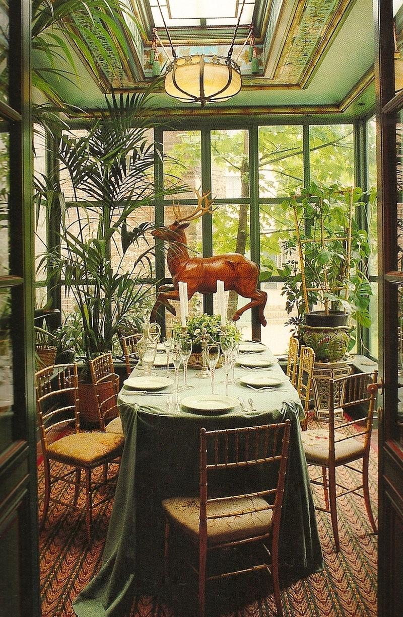Garden Design Rooms : Winter garden design ideas shelterness