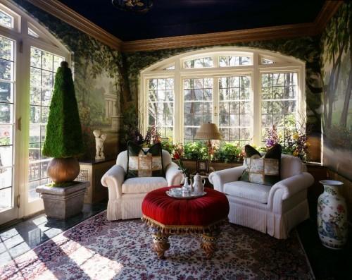 Winter Garden Design Ideas