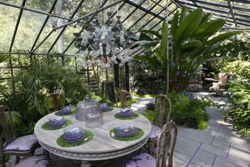 20 Winter Garden Designs Ideas