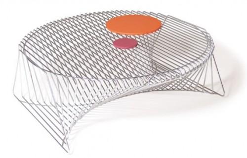 Wiro Coffee Table (via)