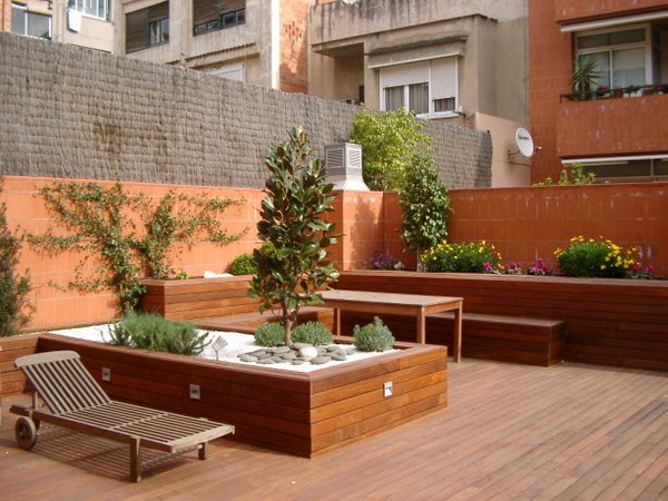 Marvelous Here Are Some Examples Of Wood Patios To Get Those Creative Juices Flowing!