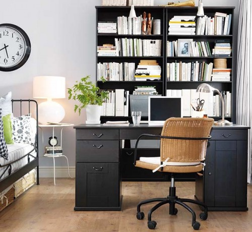 20 Ideas To Organize Workspace In Bedroom
