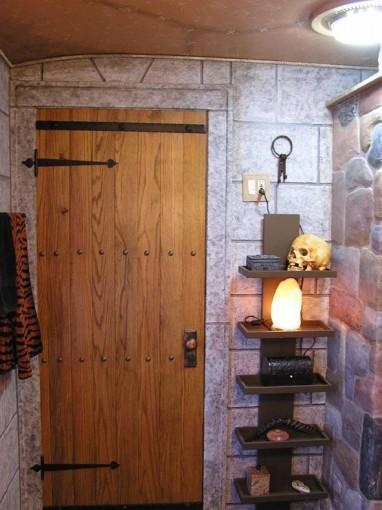 World Of Warcraft Inspired Bathroom