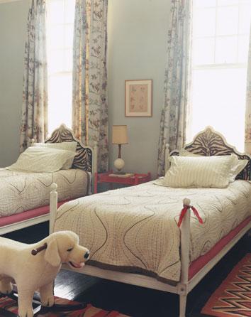 Luxury Zebra Interior Decorating