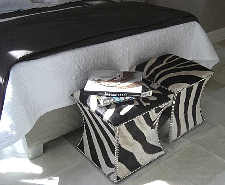 Zebra Interior Decorating